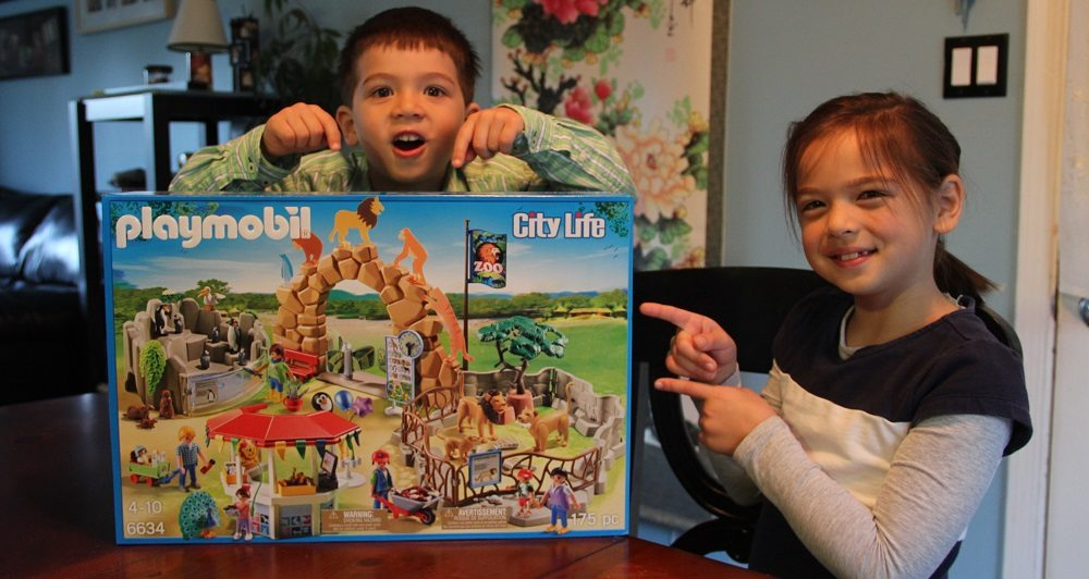 Playmobil Playroom: City Life Large Zoo