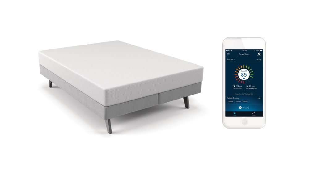 Review: The Sleep Number 'it bed' Watches You Sleep