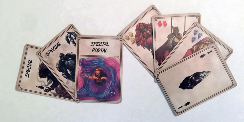 Triniton's custom card deck. Photo: Rory Bristol