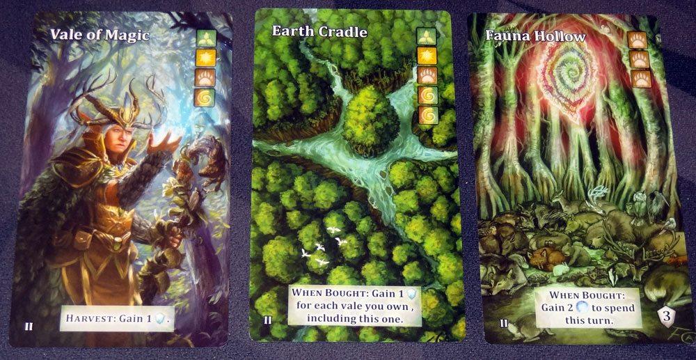 Vale of Magic Level 2 vales