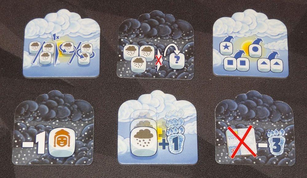 Yeti weather tiles
