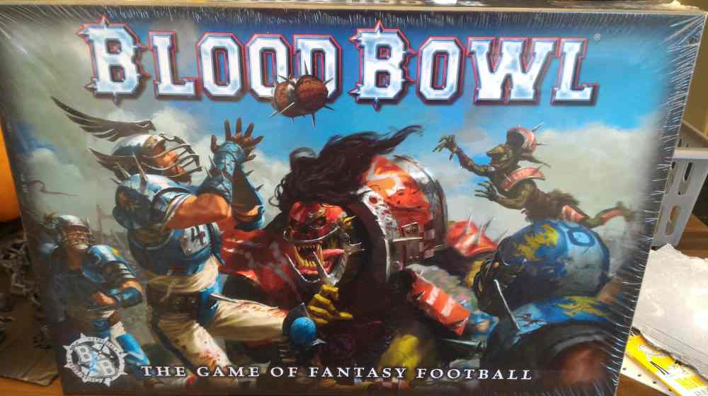 Roll-Up Sports Fans – 'Blood Bowl' Returns