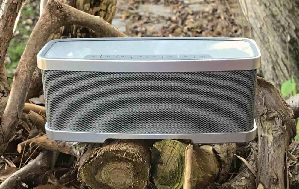 GeekDad Review: iDeaPLAY Sound X1 Bluetooth Speaker