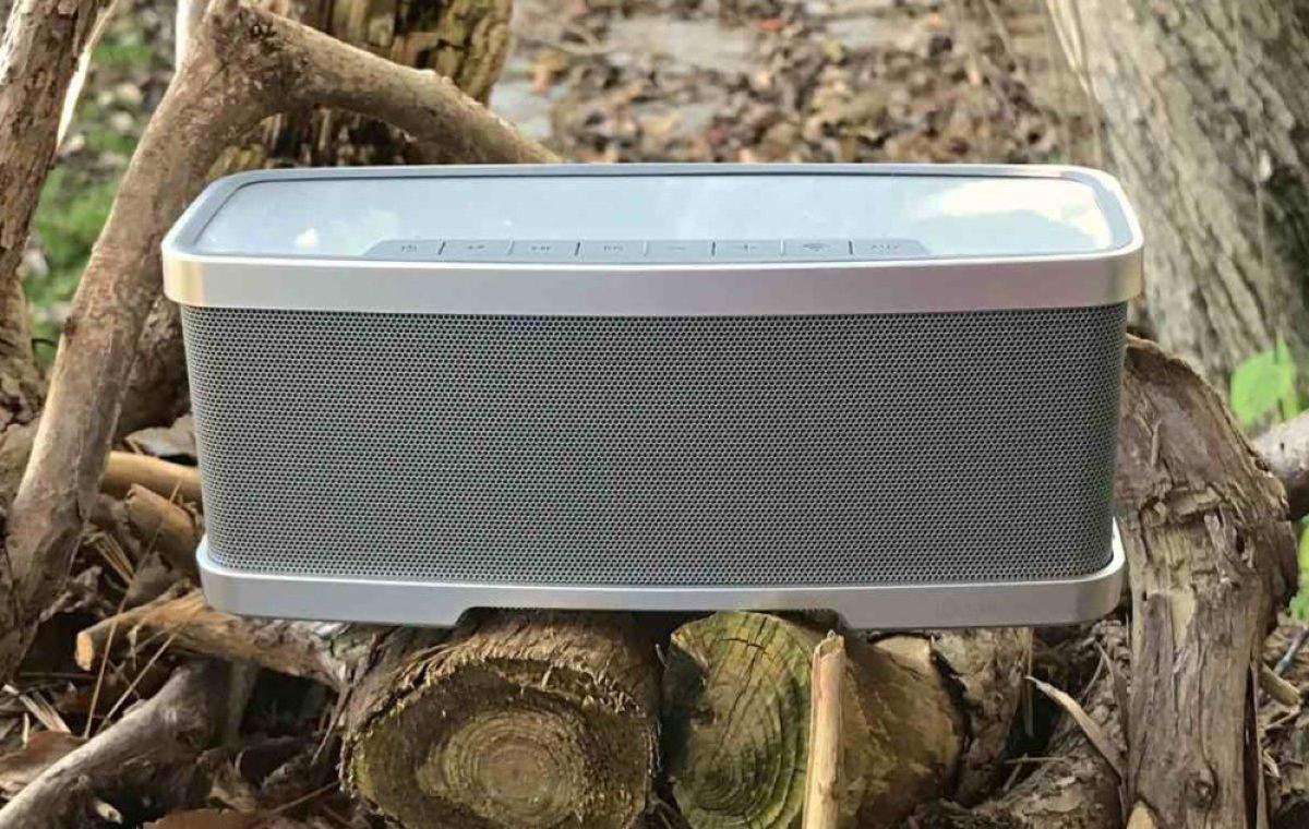 iDeaPLAY Sound X1 Bluetooth speaker