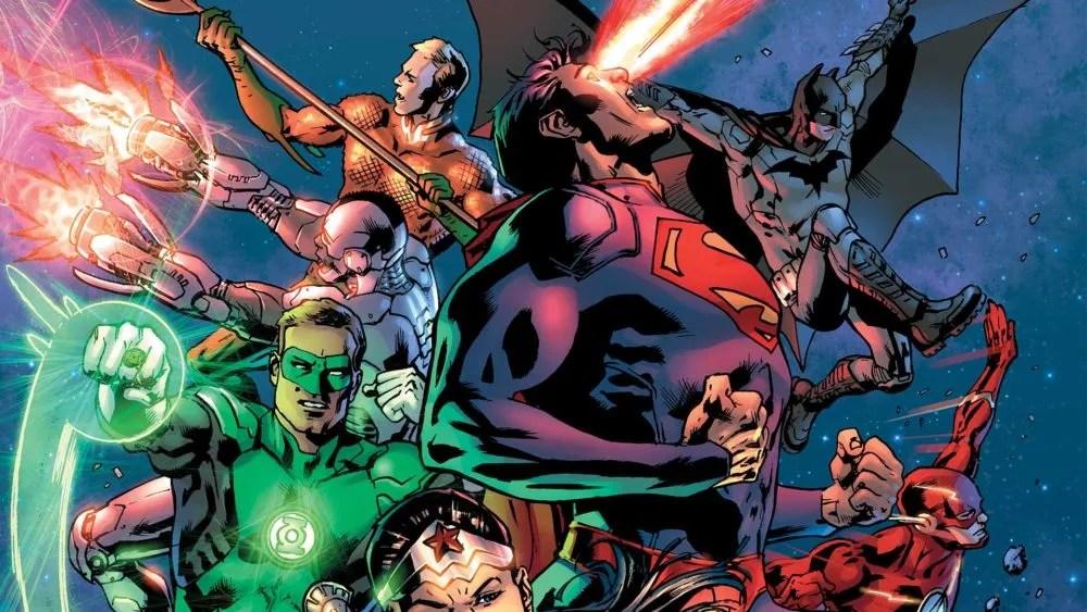 Justice League of America #10, cover copyright DC Comics