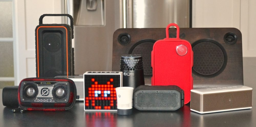 2016 Bluetooth Speaker Guide: The Best of Portable Wireless Audio