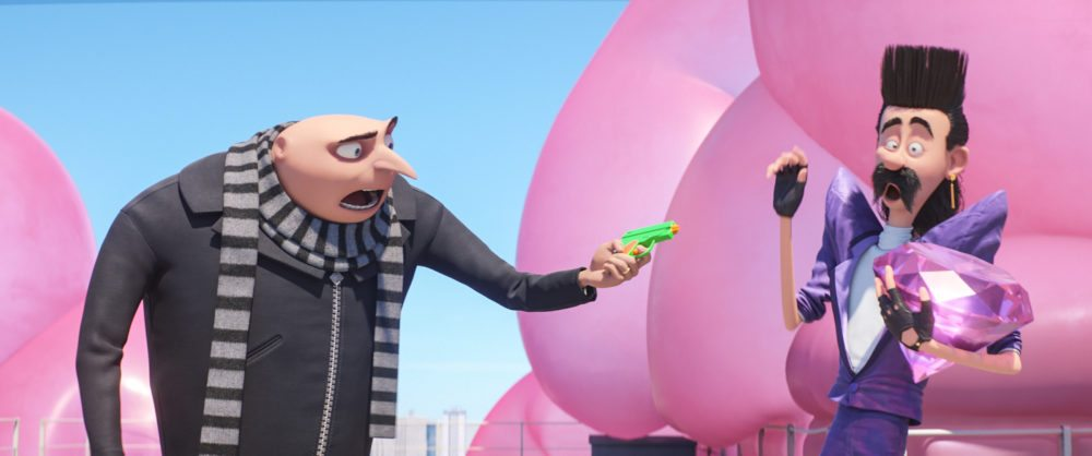 'Despicable Me 3' Trailer Is Here