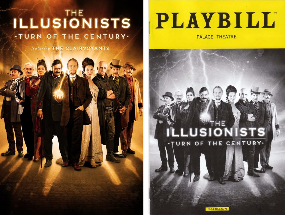 The Golden Age of Magic: 'The Illusionists: Turn of the Century' on Broadway