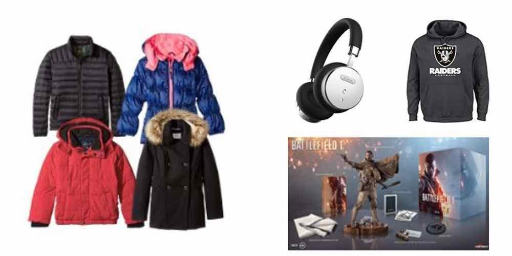 sports shoes ac06c cdb71 Save Big on Winter Coats, Noise-Cancelling Headphones, NFL ...