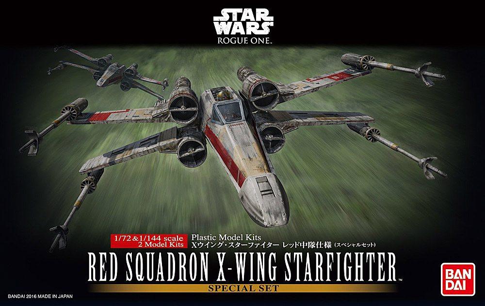 Bluefin Launches Bandai Star Wars Model Kits - GeekDad