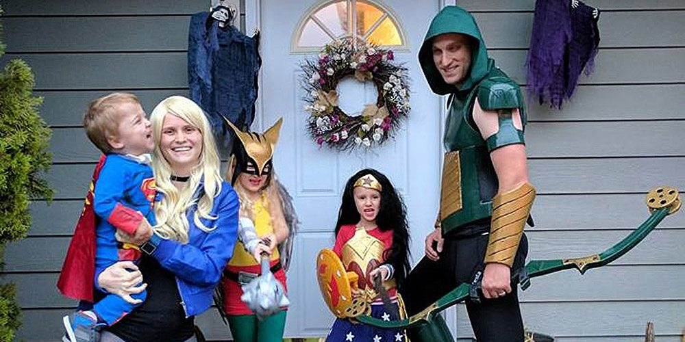 Cosplay Family Spotlight: The Colley Family