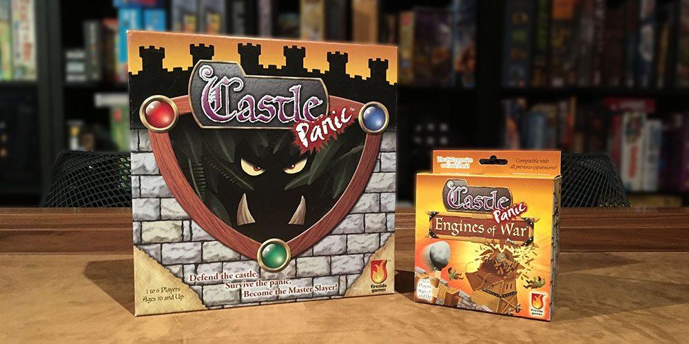 'Castle Panic' Expansion Cranks Up the Challenge