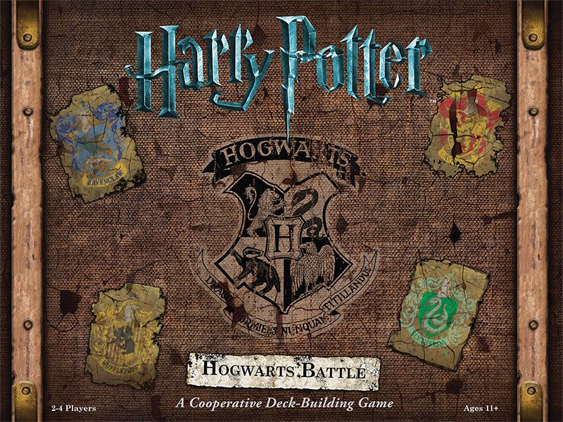 f6a1f14dc Cooperative Deck-Building in 'Harry Potter: Hogwarts Battle' - GeekDad
