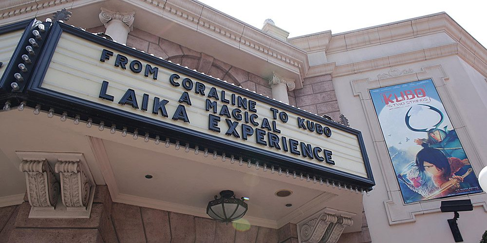 'From Coraline to Kubo: A Magical LAIKA Experience' Returns to Universal Studios Hollywood