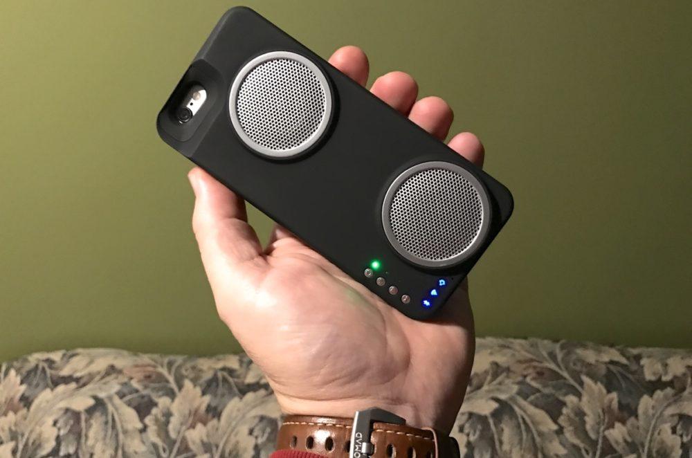 Peri Duo speaker case review