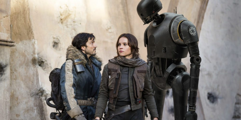 10 Things Parents Should Know About 'Rogue One: A Star Wars Story'
