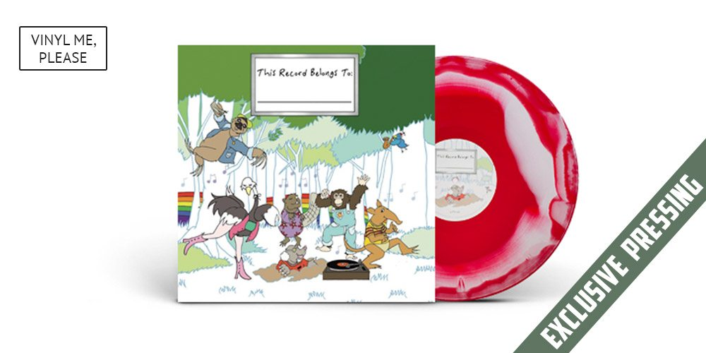 Kid-Friendly Vinyl Album 'This Record Belongs To…' Deserves a Spin