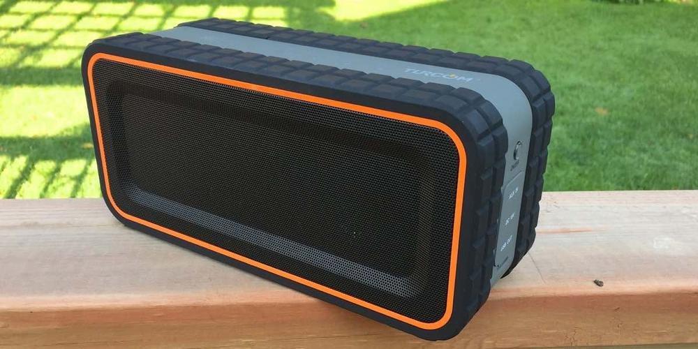 Turcom AcoustoShock Bluetooth speaker