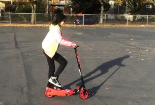 Yvolution Flyer Scooter