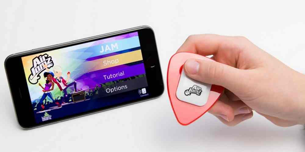 Unleash Your Inner Air Guitar Hero With 'AirJamz'