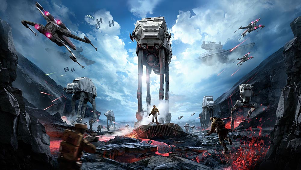 'Star Wars Battlefront' Comes to Origin Access