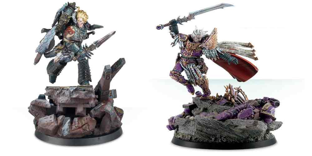 forgeworld primarchs
