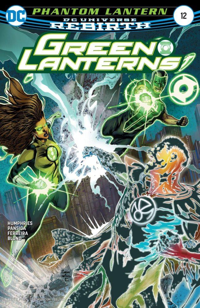 Who's the real hero? Green Lanterns #12, image via DC Comics
