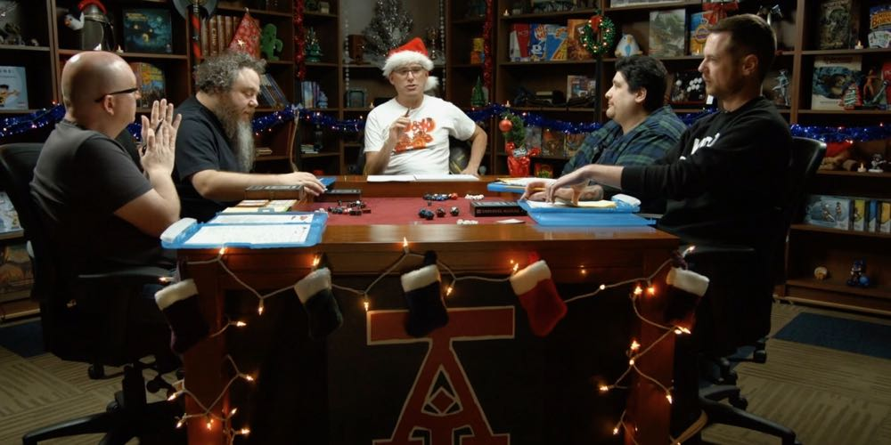 Acquisitions Inc at the Table