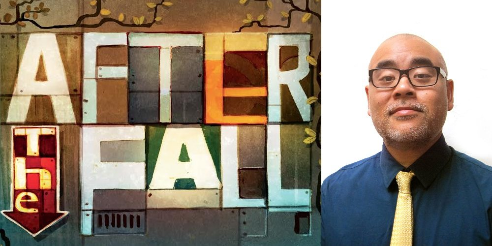 GeekDad Exclusive Cover Reveal: Dan Santat's 'After the Fall'