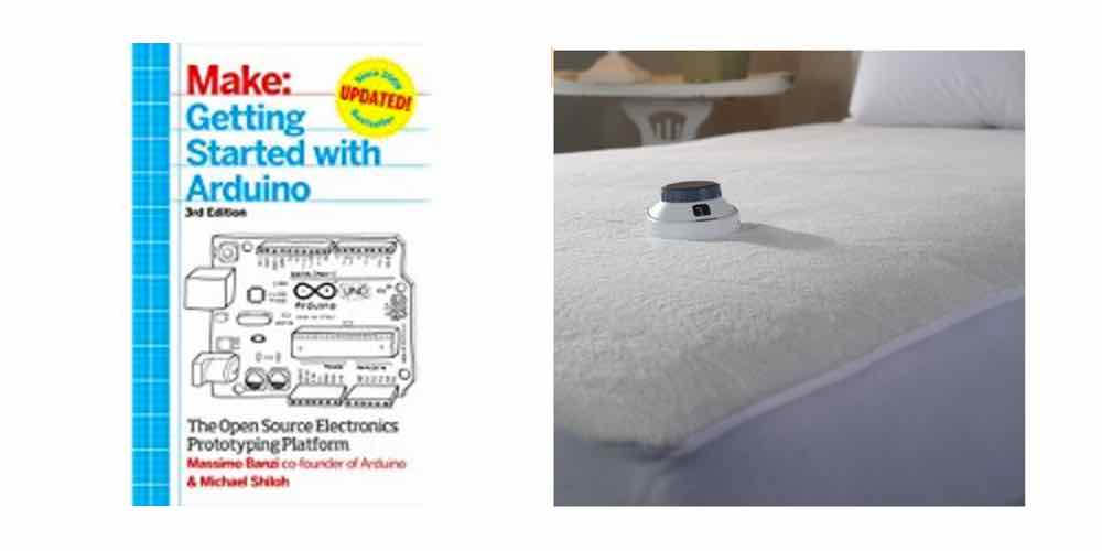 Save Big on the Best Arduino Starter Book, Dual Zone Warming Mattress Topper – Daily Deals!