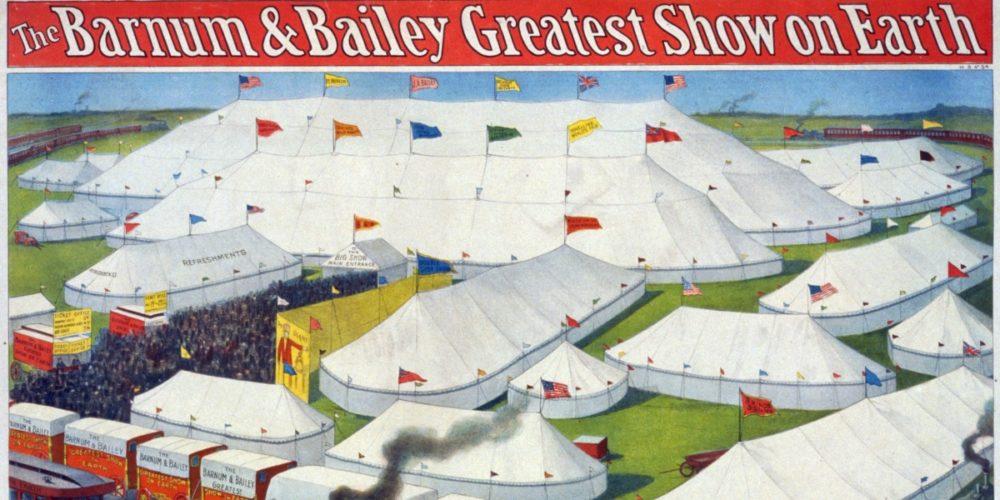 Will circus' story end: Ringling Bros. & Barnum & Bailey Circus has a long history.