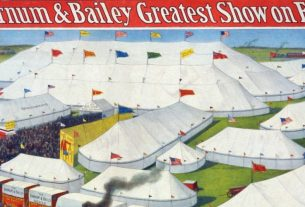 Will circus' story end: Ringling Bros. & Barnum & Bailey Circus has a long history.