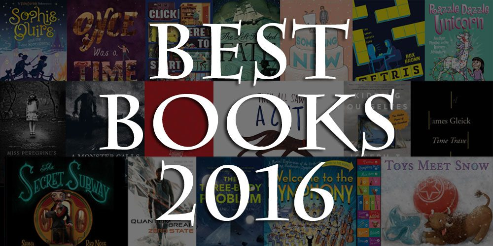 Stack Overflow: Best Books of 2016