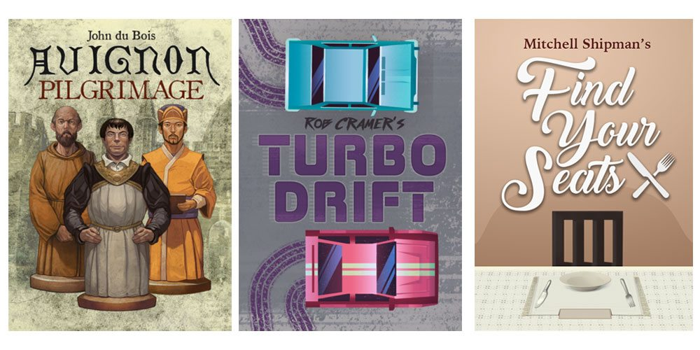 Kickstarter Tabletop Alert: 'Turbo Drift'