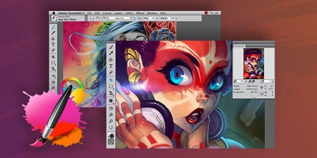 GeekDad Daily Deal: Corel Painter Essentials 5