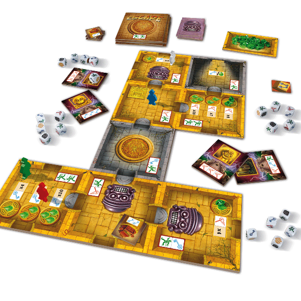 10 Cooperative Board Games That Should Be on Your Shelf