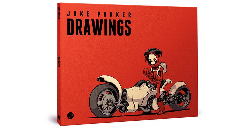 Another Chance to Get Jake Parker's 'Drawings'