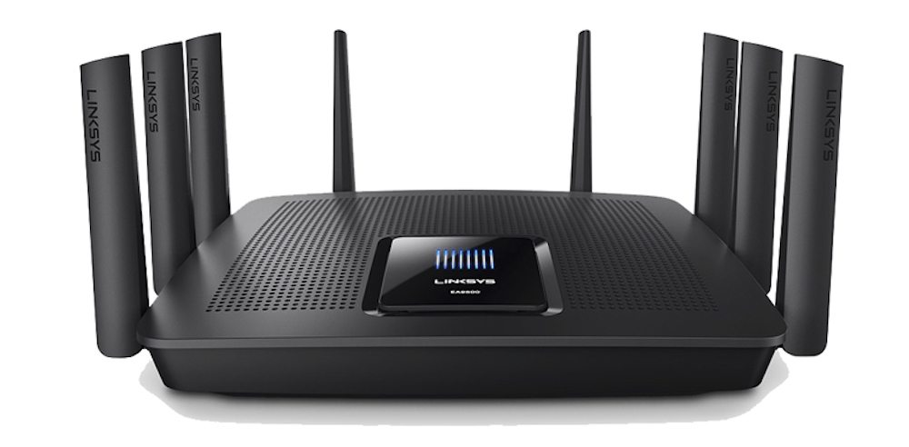 Linksys Max-Stream EA9500 Router: Turns Out That Power Is Useful ...