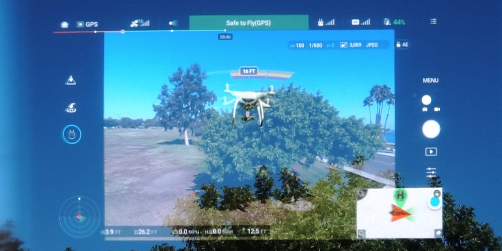 CES Report – Epson Moverio AR Glasses for DJI Drones