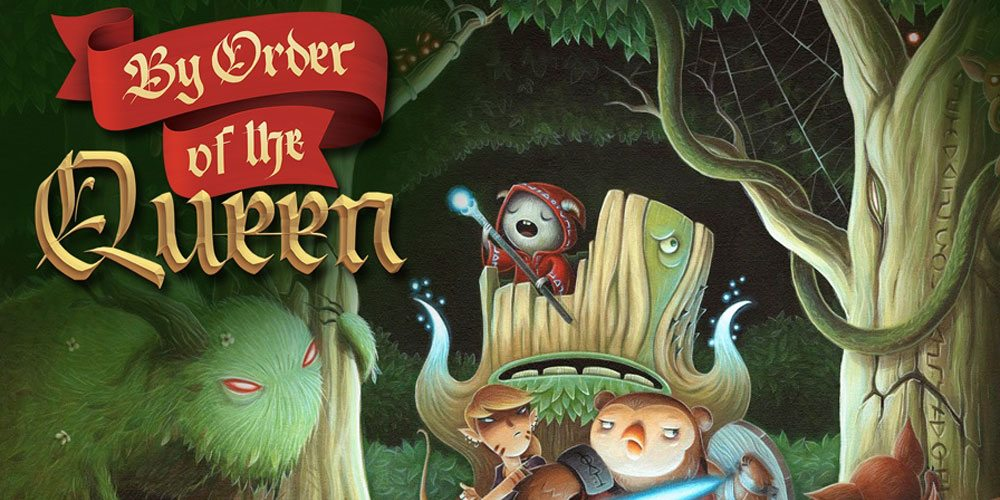 Kickstarter Tabletop Alert: 'By Order of the Queen'