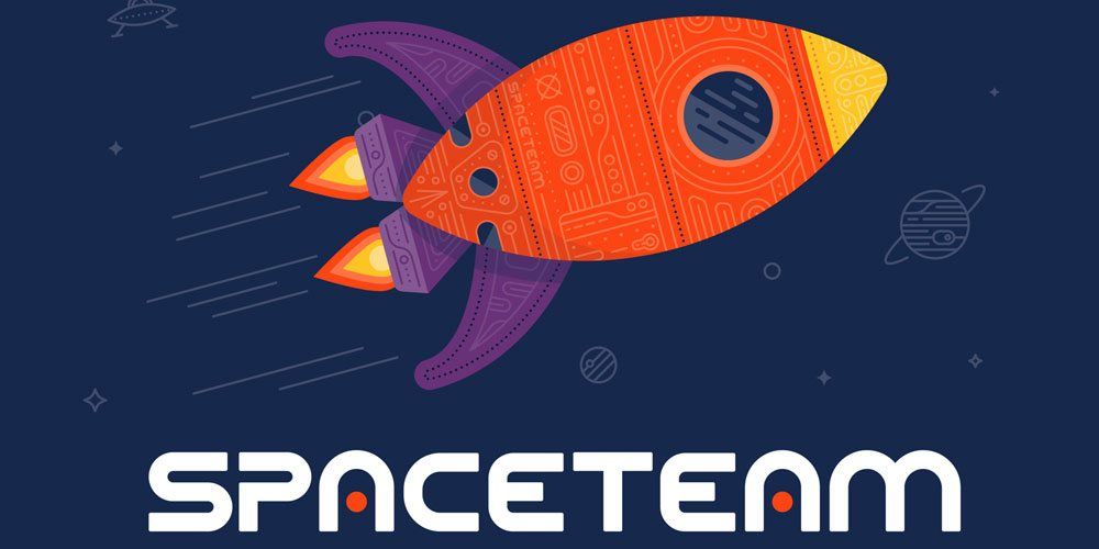 Reaping the Rewards: 'Spaceteam' Card Game