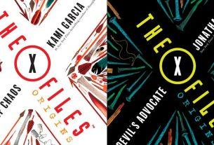 The X-Files Young Adult Novels, Image: Macmillan