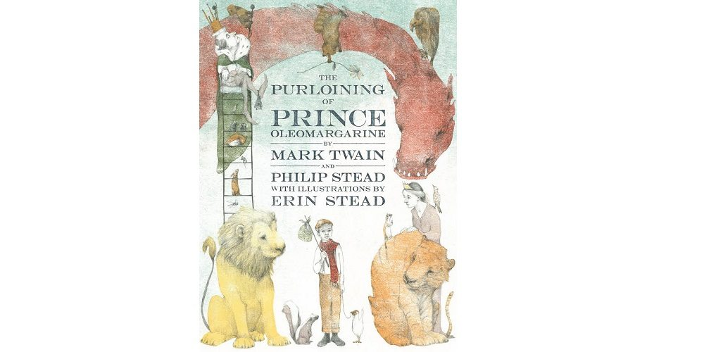 Mark Twain Is Back With a Previously Unpublished Children's Story