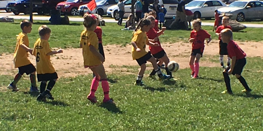 7 Things I Got Out of Coaching Youth Sports - GeekDad