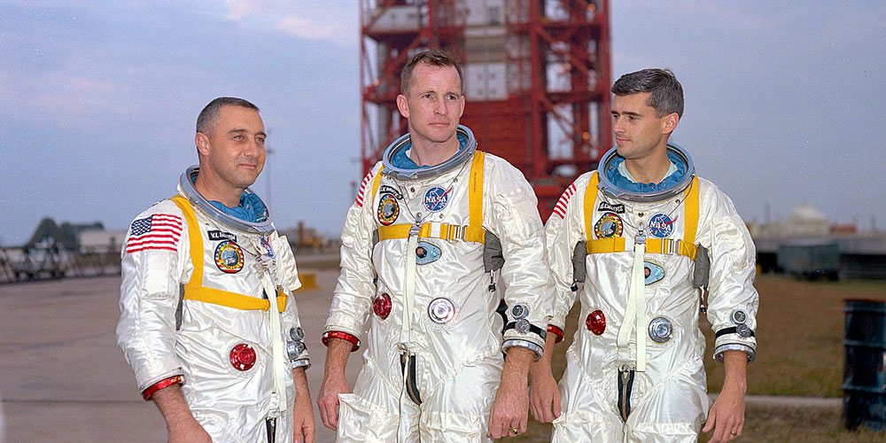 Remembering 'Apollo 1'