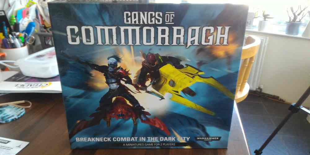 Games Workshop Preview: 'Gangs of Commorragh'