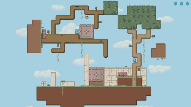 Puzzle Game Forest Level