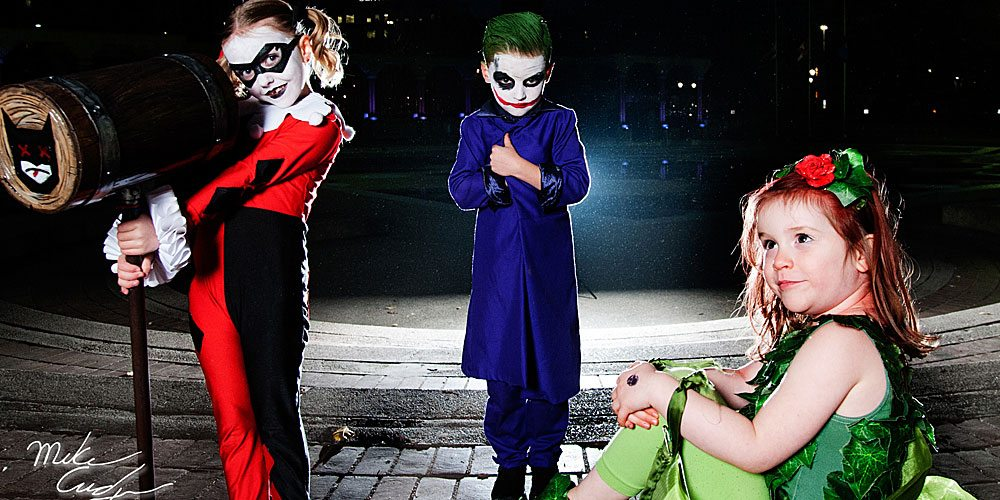 Cosplay Family Spotlight: The McInnis Family