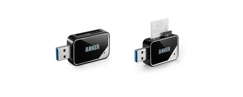 Anker SD Card Reading Dongle