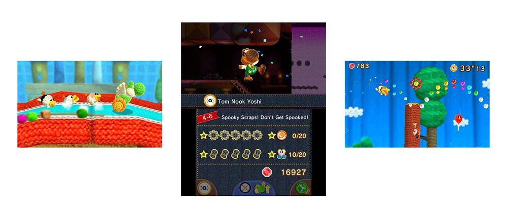 Poochy & Yoshi screenshots